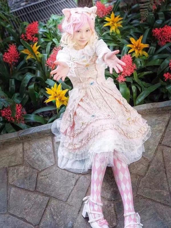 Yushitekiの「Lolita」をテーマにしたコーディネート(2018/01/09)
