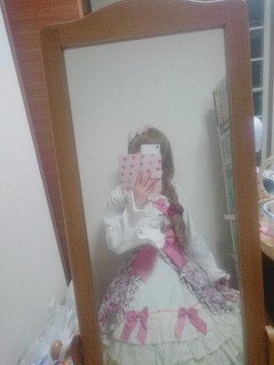 是紗波 純子以「Lolita」为主题投稿的照片(2018/01/10)
