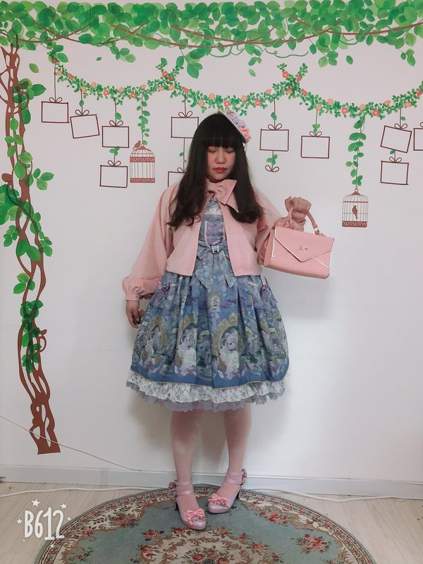 MariaWhite's 「Lolita」themed photo (2018/01/11)