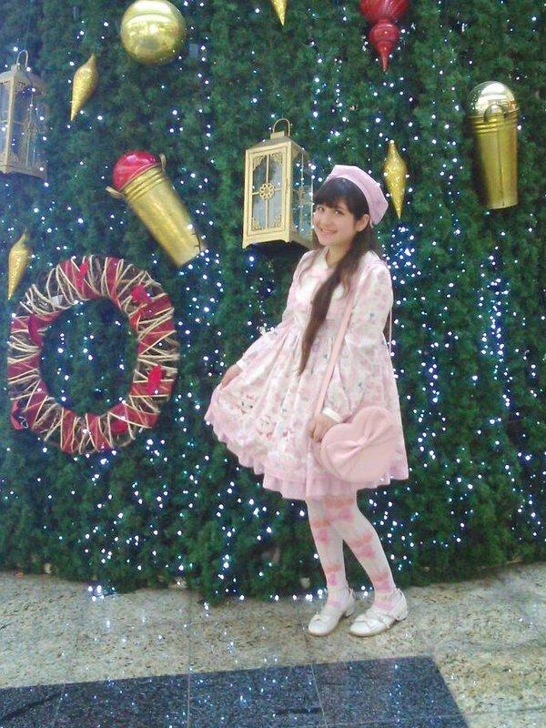 是Hitomi izumi以「Angelic pretty」为主题投稿的照片(2018/01/11)