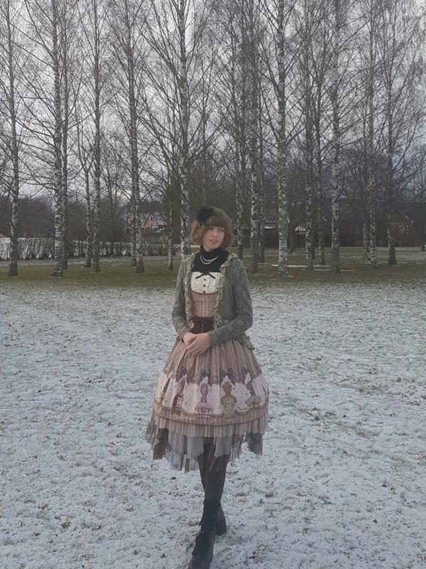 tant ryschpyschの「Classic Lolita」をテーマにしたコーディネート(2018/01/11)