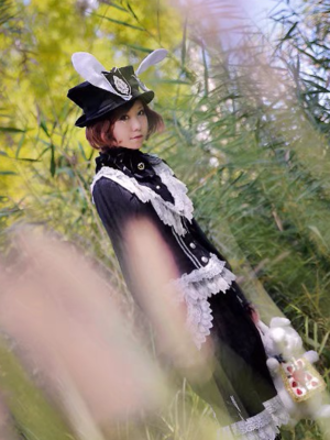 Yushitekiの「Lolita」をテーマにしたコーディネート(2018/01/12)