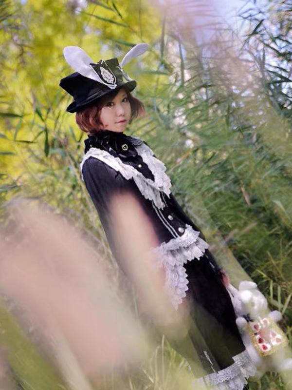 Yushiteki's 「Lolita」themed photo (2018/01/12)