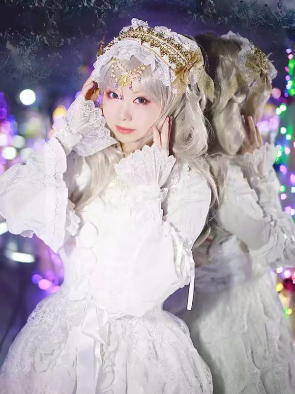 Yushiteki's 「Lolita fashion」themed photo (2018/01/12)