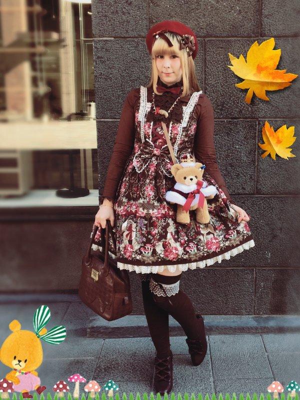 是ラウラ以「Angelic pretty」为主题投稿的照片(2016/10/03)