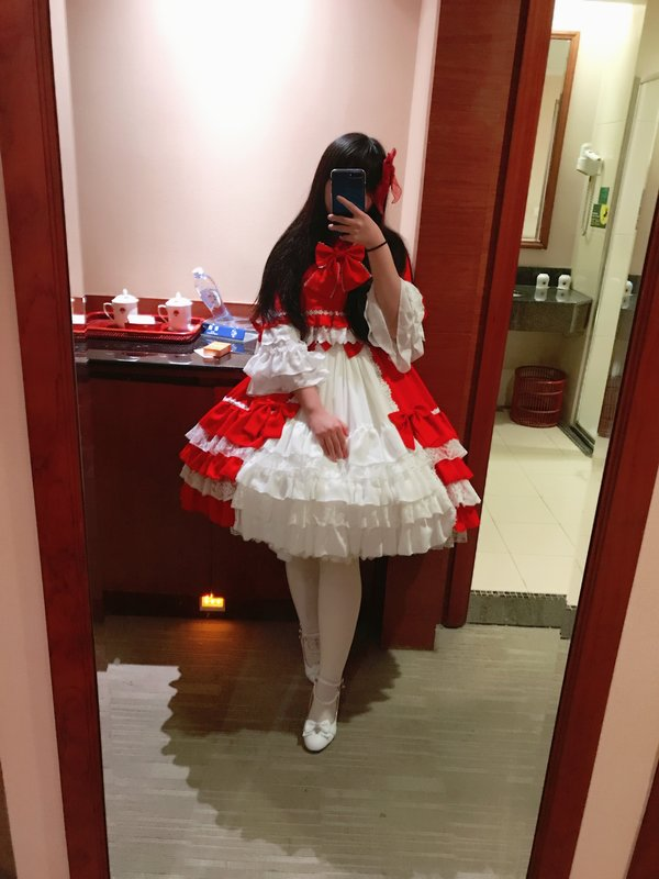 是海海°以「Lolita」为主题投稿的照片(2018/01/13)