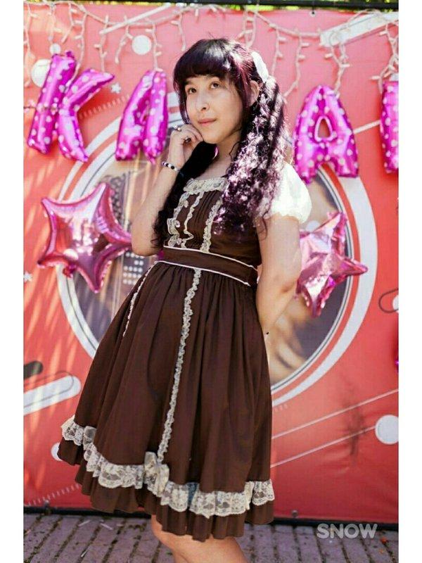 Ahiriの「Classic Lolita」をテーマにしたコーディネート(2018/01/14)
