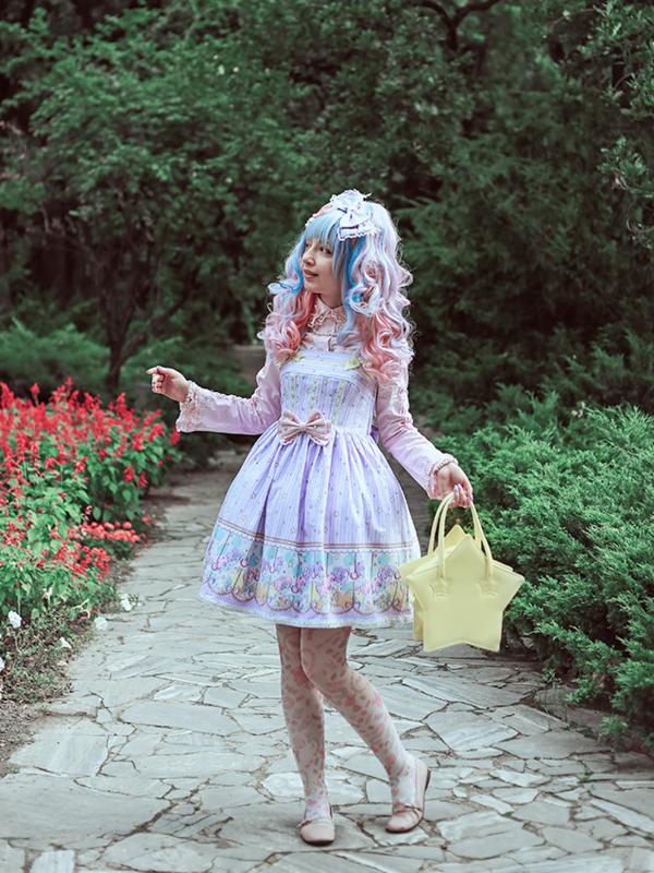 Esma Meowの「Lolita fashion」をテーマにしたコーディネート(2018/01/15)