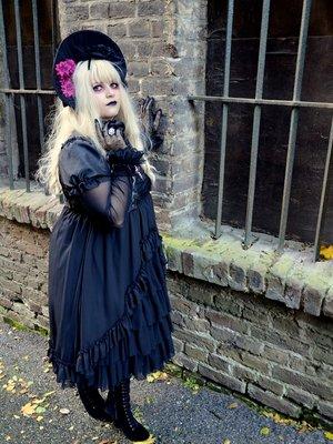 EvilQueen's 「Gothic」themed photo (2018/01/16)