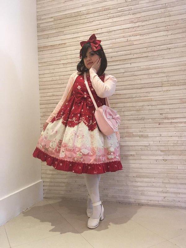 Lolorin's 「Lolita」themed photo (2018/01/17)