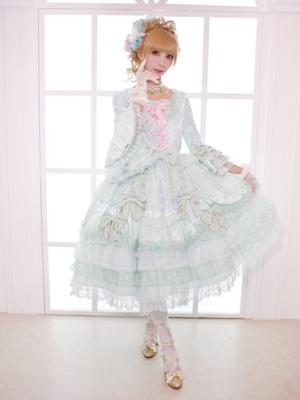 置鮎楓's 「Lolita」themed photo (2018/01/17)