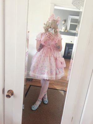 bunny's 「Angelic pretty」themed photo (2016/10/06)