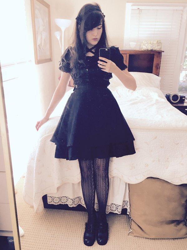 是dixnoir以「Gothic」为主题投稿的照片(2016/10/06)