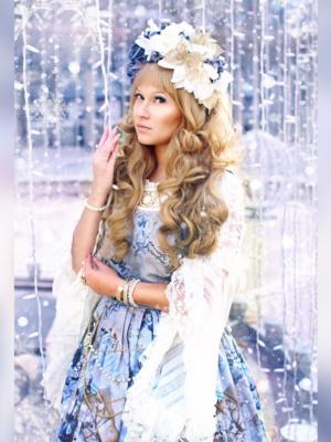 Alexandra Dorothea's 「Classic Lolita」themed photo (2018/01/19)