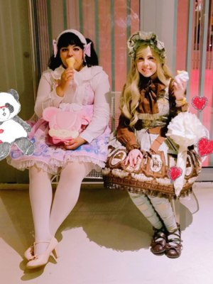 parumey's 「Lolita」themed photo (2018/01/20)