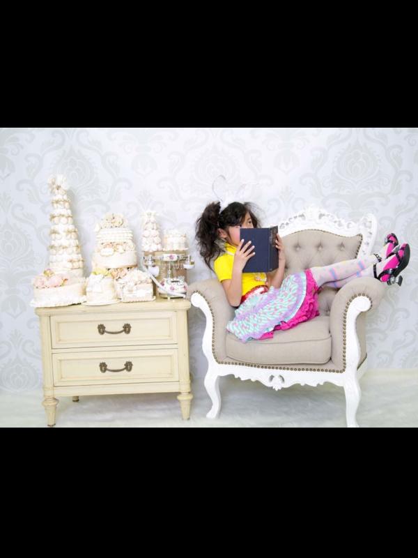 MiraiMegu's 「Lolita」themed photo (2018/01/21)