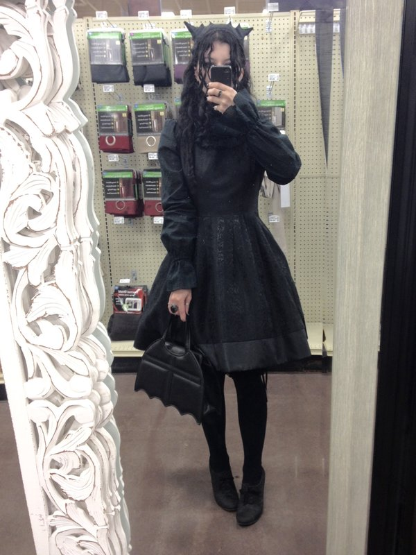 Closetdemonの「Gothic」をテーマにしたコーディネート(2016/10/07)