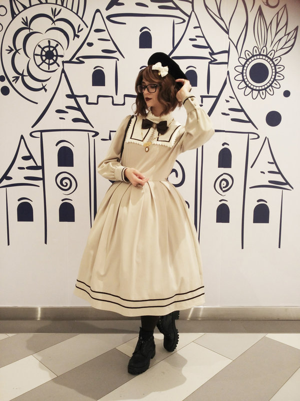 Lady Aiの「Classic Lolita」をテーマにしたコーディネート(2018/01/21)