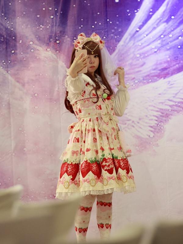 himeの「Lolita」をテーマにしたコーディネート(2018/01/22)
