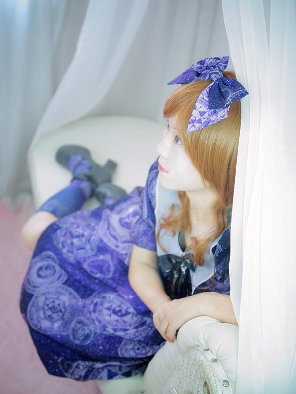 Yushiteki's 「Lolita」themed photo (2018/01/23)