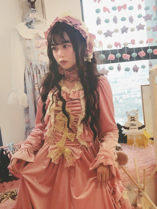 Solitiakane's 「Lolita」themed photo (2018/01/24)
