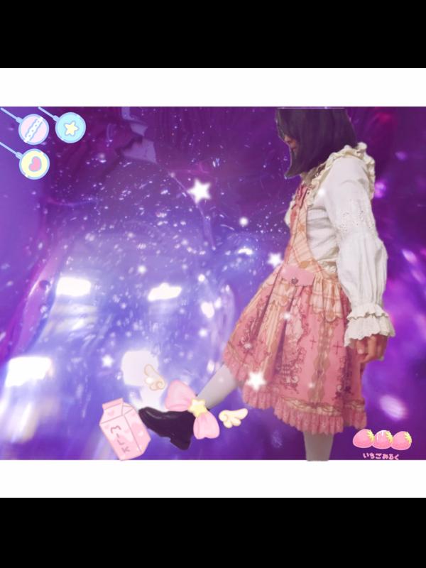 是就是那个慕简书以「Lolita」为主题投稿的照片(2018/01/26)