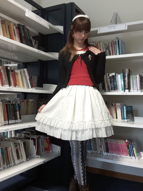 Mrs_Cely's 「valentine-coordinate-contest-2018」themed photo (2018/01/27)