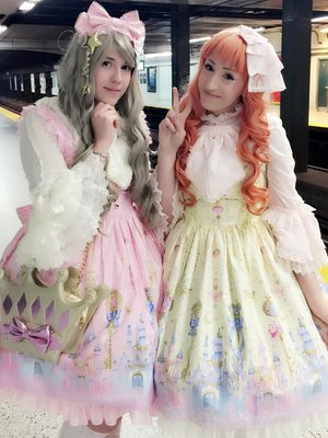 bunny's 「Angelic pretty」themed photo (2016/10/09)