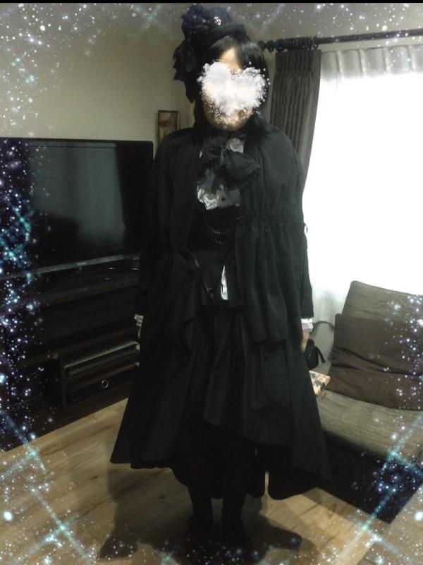 是彰以「Gothic Lolita」为主题投稿的照片(2018/01/29)