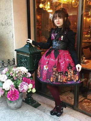 是Byakko-tan以「Lolita fashion」为主题投稿的照片(2018/01/29)