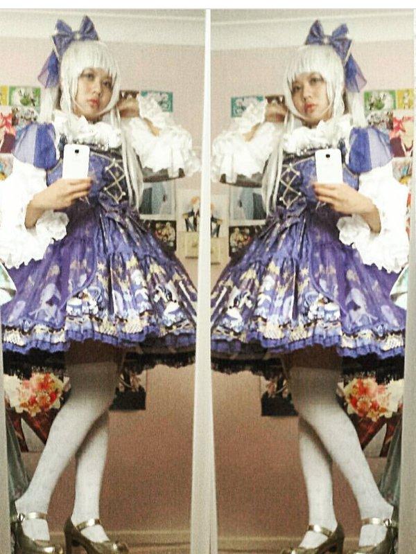 Chiarasuの「#Angelic Pretty」をテーマにしたコーディネート(2016/10/09)