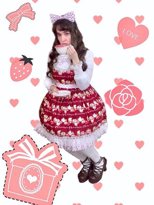 Kay DeAngelis's 「valentine-coordinate-contest-2018」themed photo (2018/01/29)