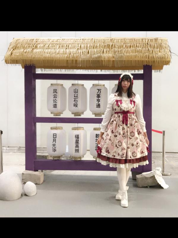 是巨人阿雪以「Lolita」为主题投稿的照片(2018/01/29)