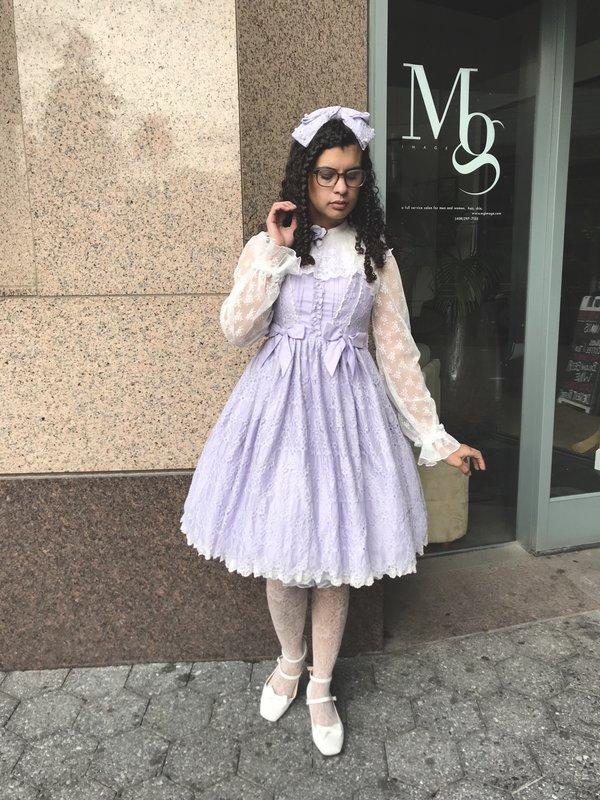 purestmaidenの「Angelic pretty」をテーマにしたコーディネート(2018/01/31)