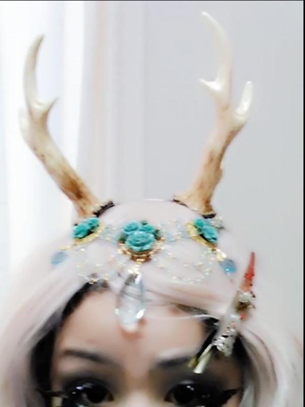 是惨遊夢 闇音以「my-favorite-headbow」为主题投稿的照片(2018/01/31)
