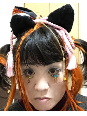 惨遊夢 闇音's 「my-favorite-headbow」themed photo (2018/01/31)
