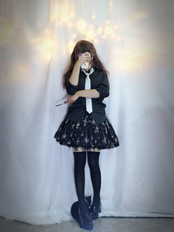布団子の「Angelic pretty」をテーマにしたコーディネート(2018/01/31)