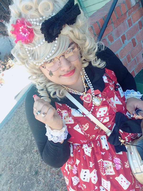 SweetyChanellyの「Angelic pretty」をテーマにしたコーディネート(2016/10/10)