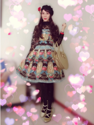 Katrikki's 「valentine-coordinate-contest-2018」themed photo (2018/02/02)