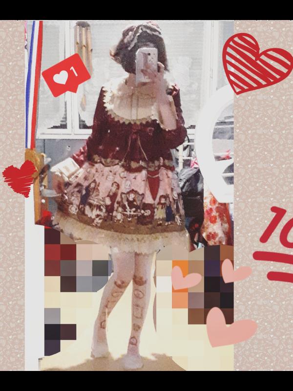 Chocoberries's 「Lolita」themed photo (2018/02/02)