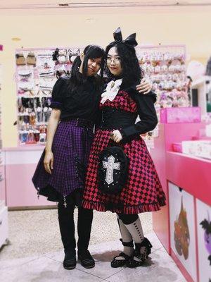 Qiqiの「Lolita」をテーマにしたコーディネート(2018/02/03)