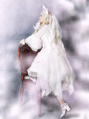 Yushitekiの「Angelic pretty」をテーマにしたコーディネート(2018/02/04)