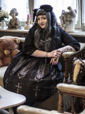 是madamegrotesque以「Lolita」为主题投稿的照片(2018/02/04)