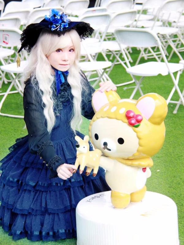 Yushitekiの「Lolita fashion」をテーマにしたコーディネート(2018/02/04)