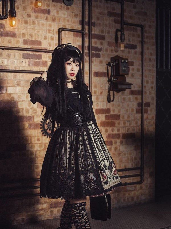 黒猫の日常's 「Angelic pretty」themed photo (2018/02/05)