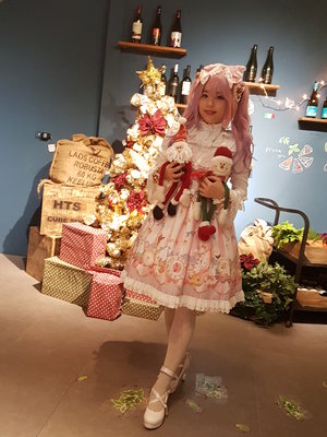Zora's 「Sweet lolita」themed photo (2018/02/05)