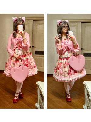Lady Ai's 「valentine-coordinate-contest-2018」themed photo (2018/02/05)