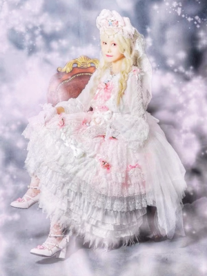 Yushitekiの「Angelic pretty」をテーマにしたコーディネート(2018/02/05)