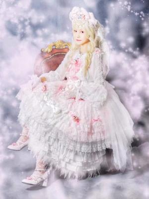 Yushiteki's 「Angelic pretty」themed photo (2018/02/05)