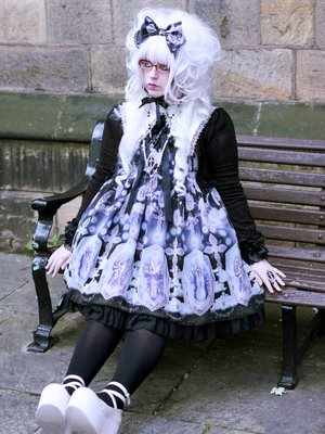 DollieVampireの「Angelic pretty」をテーマにしたコーディネート(2016/10/13)
